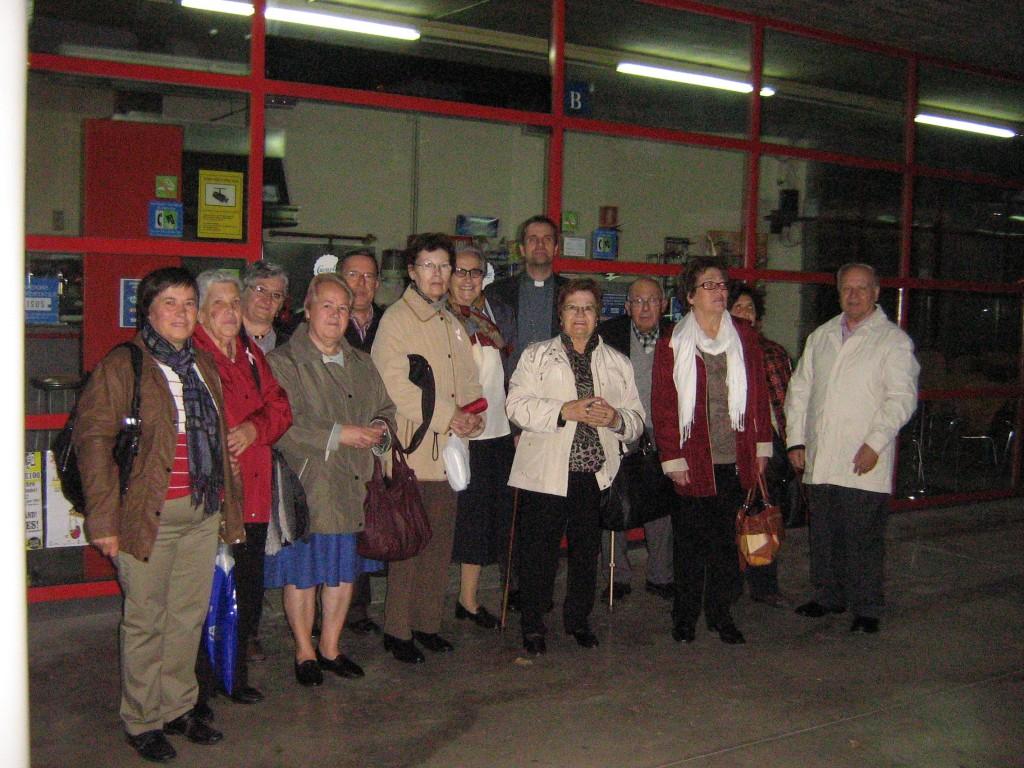 TROBADA DE CARITAS CATALUNYA VOLUNT 010