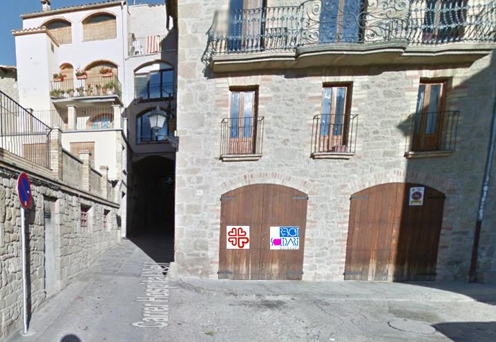 NOU LOCAL FRESCOS (rebost soliari). conveni auntament i consell comarcal
